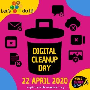 Digital Clean Up WCUD